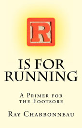 R is for Running cover