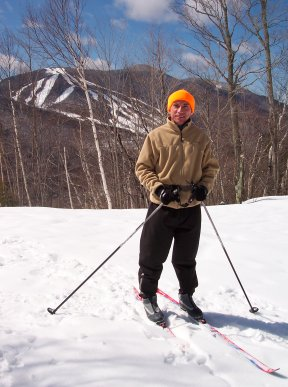 Ray skiing