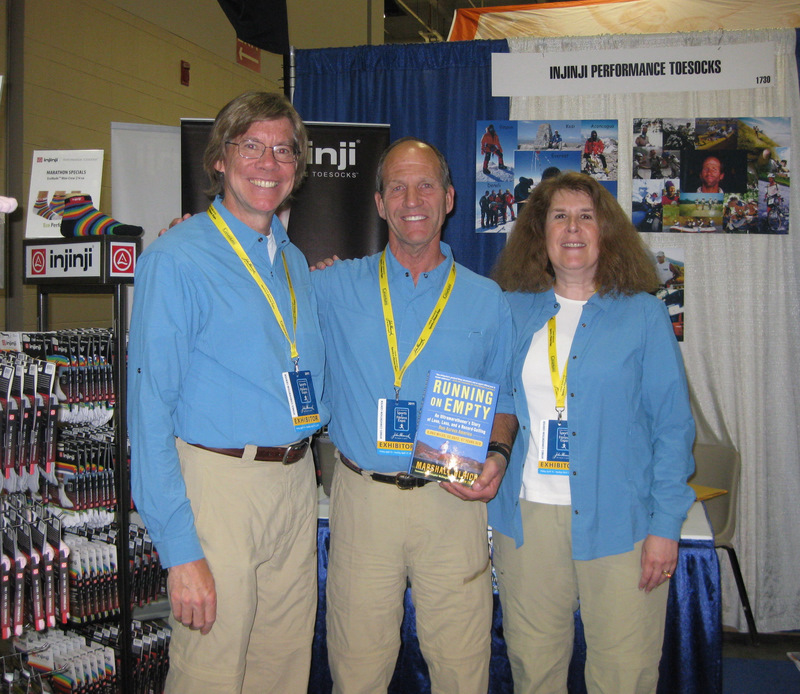 Steve, Marshall, and Barbara