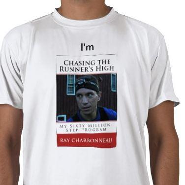 Chasing the Runner's High shirt