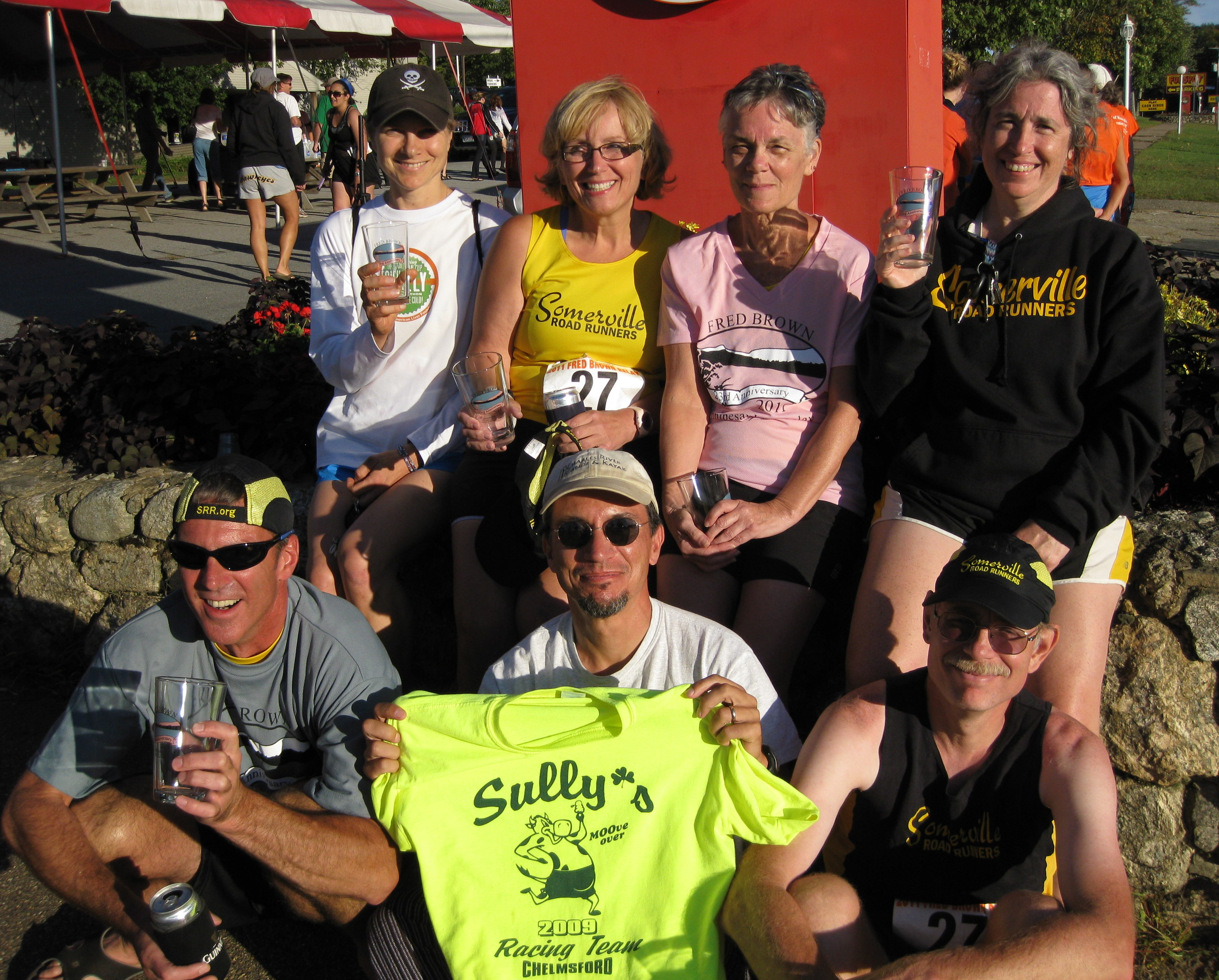 Senior Road Runners