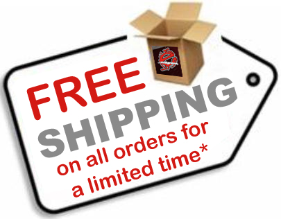 Free shipping on all US orders!