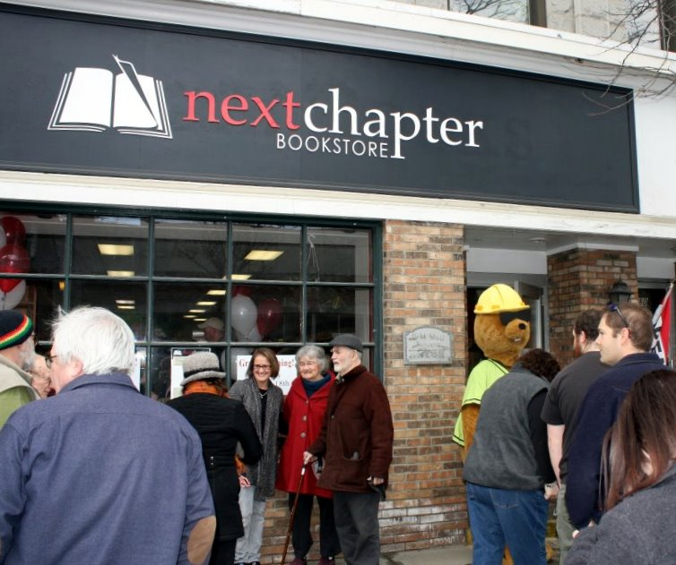 Next Chapter Bookstore