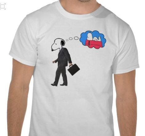 Dreaming of Happiness t-shirt