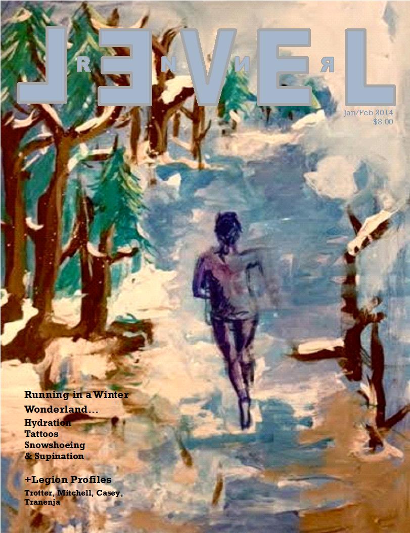 Jan/Feb 2014 Level Renner magazine