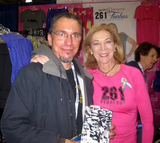 Ray & Kathrine Switzer