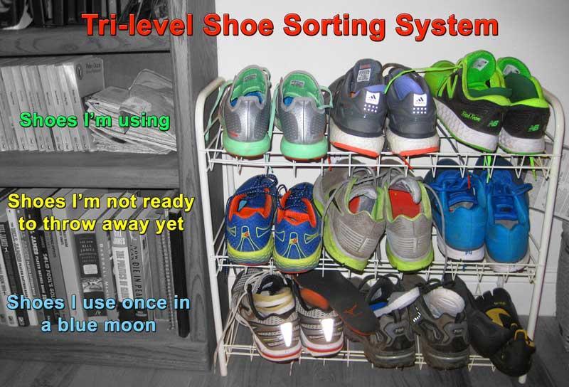 shoe-sorter