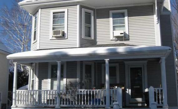 Johnny Kelley's former home