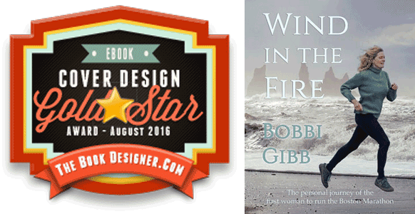 Wind in the Fire cover design award