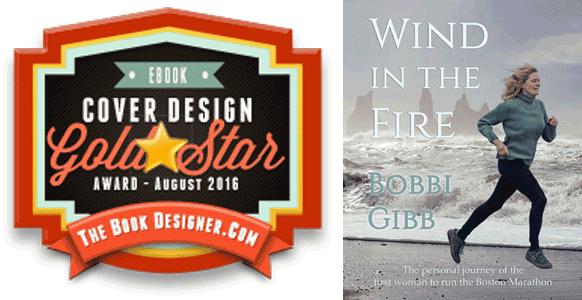 Wind in the Fire cover design award