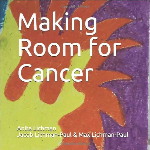 """Making Room For Cancer"" cover"